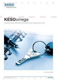 KESOomega - ASSA ABLOY (Switzerland) AG