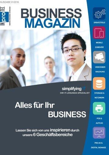 INPROTEC-Business-Magazin
