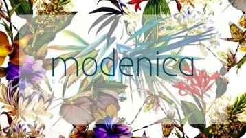 Introducing Modenica - Collection 01