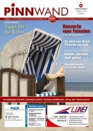 Konzerte vom Feinsten - PINNWAND - Magazin
