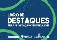 FEIRA DE INICIAÇÃO CIENTÍFICA 2015