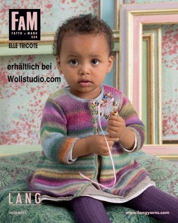 FATTO A MANO 234 - Elle Tricote Baby