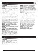 Graco GRACO EVO - GRACO EVO mode d'emploi - Page 4
