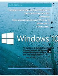 Revista Electronica Windows 10
