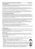 Princess Waterkettle Roma - 232163 - 232163_Manual.pdf - Page 4