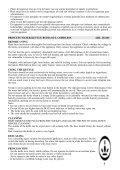 Princess Waterkettle Roma - 232163 - 232163_Manual.pdf - Page 5
