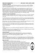 Princess Arctic White Kettle 1L - 232650 - 232650_Manual.pdf - Page 3