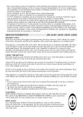 Princess Arctic White Kettle 1L - 232650 - 232650_Manual.pdf - Page 4