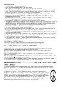 Princess Arctic White Kettle 1L - 232650 - 232650_Manual.pdf - Page 5