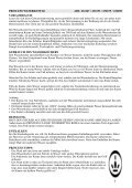 Princess Arctic White Kettle 1L - 232650 - 232650_Manual.pdf - Page 7
