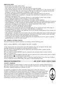 Princess 2153 Classic Waterkettle Roma 1L [UK] - 232153 - 232153_Manual.pdf - Page 5