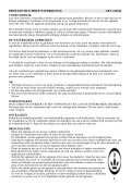 Princess Nice Price Water Kettle [UK] - 232246 - 232246_Manual.pdf - Page 4