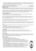 Princess Nice Price Water Kettle [UK] - 232246 - 232246_Manual.pdf - Page 5