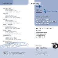 Aktuelle Themen aus der Gastroenterologie und Hepatologie