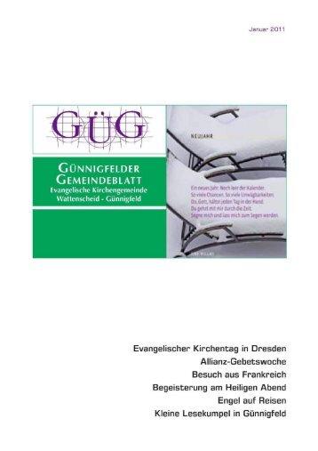 GUEG Jahrbuch 2011