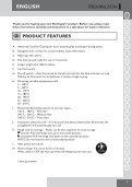 Remington S6600 - S6600 mode d'emploi - Page 3