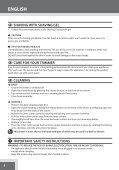 Remington AQ7 - AQ7 mode d'emploi - Page 4