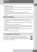 Remington HC5200 - HC5200 mode d'emploi - Page 7