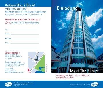 Meet The Expert - ASDI