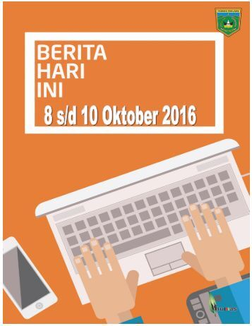 e-Kliping 8 - 10 Oktober 2016