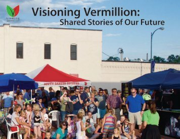 Visioning Vermillion booklet