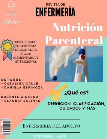 Hidratacion parenteral