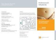 Kinderwunsch- Infoabende - Endokrinologikum