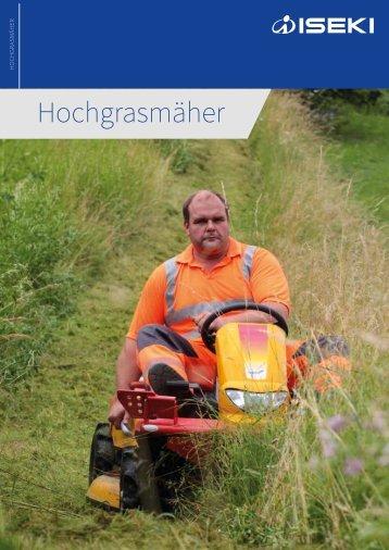 Hochgrasmährer-Information 2016