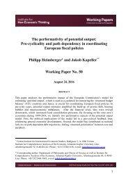 Working Paper No 50
