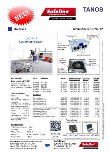 SYS-PH_Stromverteiler