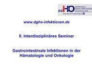 südhoff.ppt [Schreibgeschützt] - Arbeitsgemeinschaft Infektionen in ...