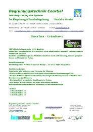 GreenTurn - Grünekurve - Kurventopf - Pflanzecktopf