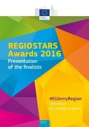 REGIOSTARS Awards 2016