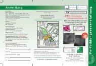 Chronische Koronarverschlüsse - Kardiologie Innenstadt München
