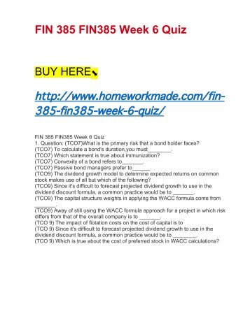 phi103 week1 quiz Click the button below to add the phi103 informal logic week 5 quiz new answers to your wish list.