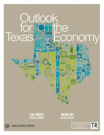 Outlook for the Texas Economy