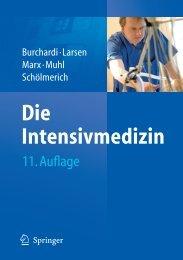 Die Intensivmedizin - Werner Fleischer - Beratung, Coaching ...