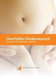 Unerfüllter Kinderwunsch - Endokrinologikum