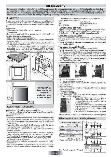 3 fase elektrisk oppkoblingdating victrola poster