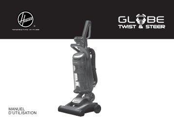 Hoover GL1184 011 - GL1184 011 mode d'emploi