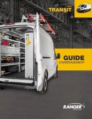 Guide d'aménagement Ford Transit