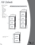 File Cabinets - Page 2