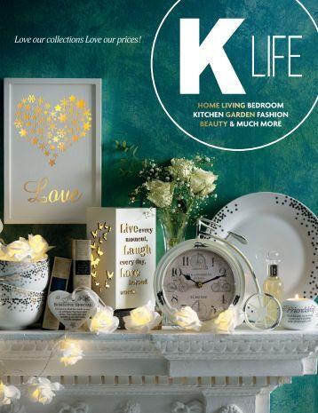 K Life Autumn/Winter 2016 Issue 2 UK