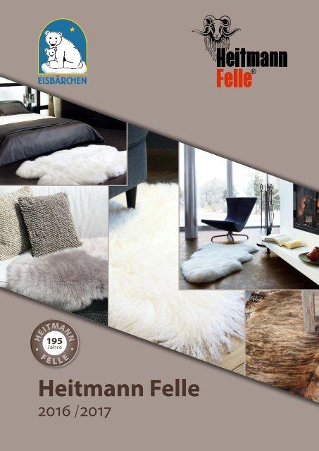 Heitmann Felle GmbH - Katalog 2016/2017