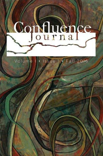 Volume I, Issue 1
