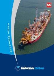 Offshore hoses - Imbema Groep