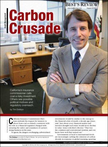 Carbon Crusade
