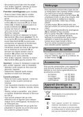 Moulinex LA MOULINETTE - DPA141 - Modes d'emploi LA MOULINETTE Moulinex - Page 7