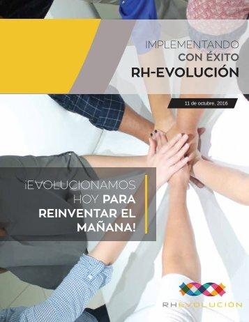 RH-Evolución