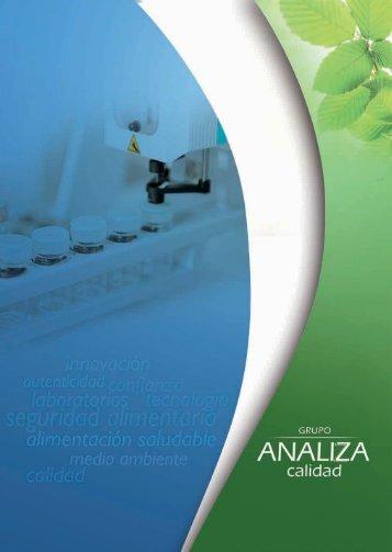 Presentación Calidad Alimentaria Seguridad Alimentaria Medio Ambiente Grupo